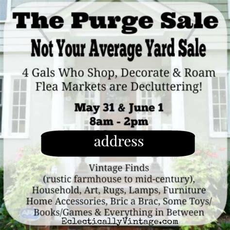 How to write garage sale ad jpg 500x500