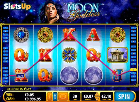Moon goddess casino png 999x734